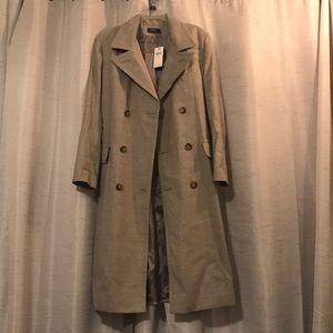 Ralph Lauren Long blazer/trench coat